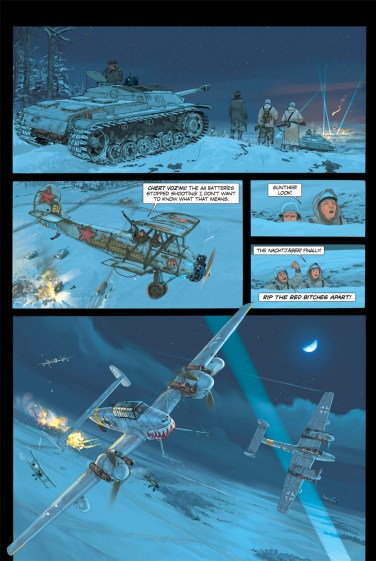 The Grand Duke Preview 1-PG3