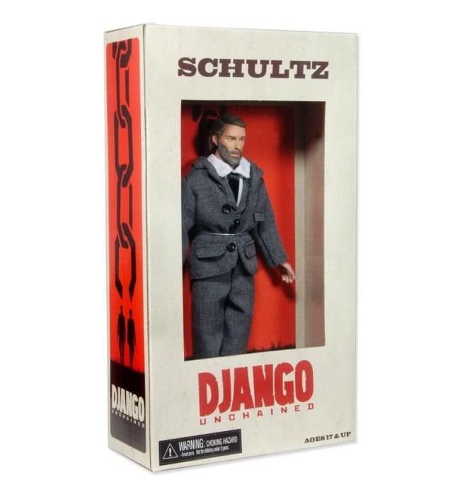 Django Figures-Schultz