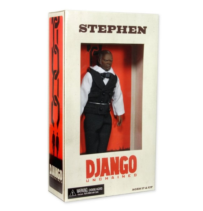 Django Figures-Stephen