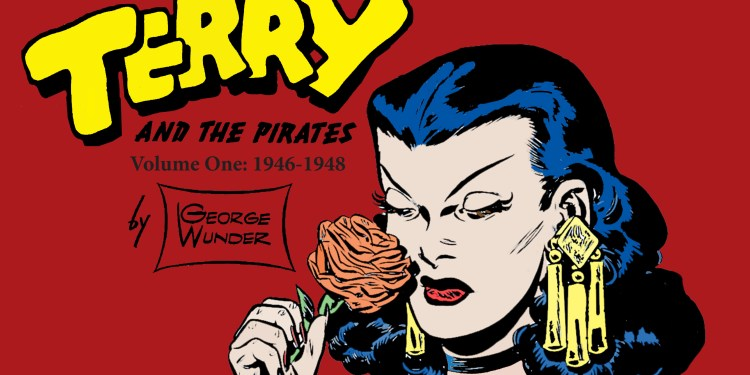 terry and the pirates promo cover
