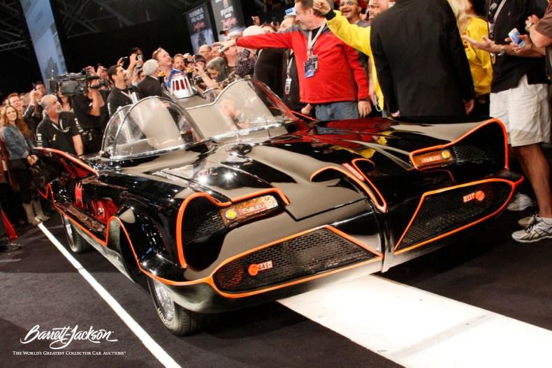 Batmobile_Record Sales