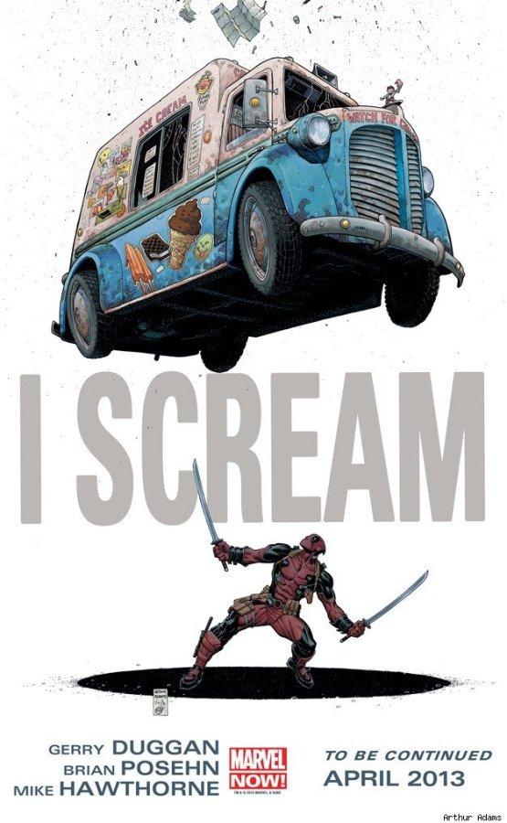 Deadpool Teaser