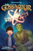 Finding Gossamyr 3 Cover
