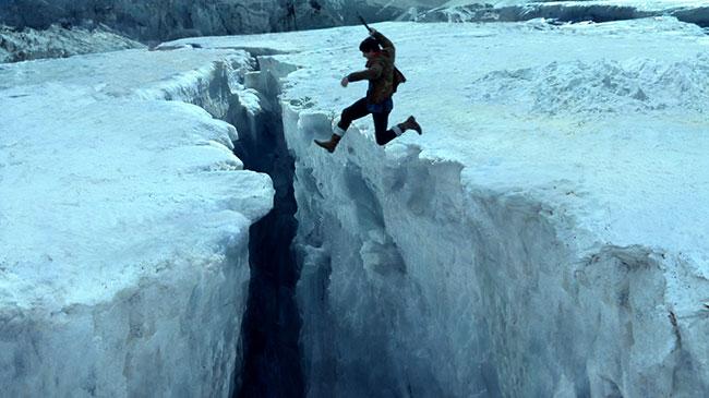 Ice-Jump