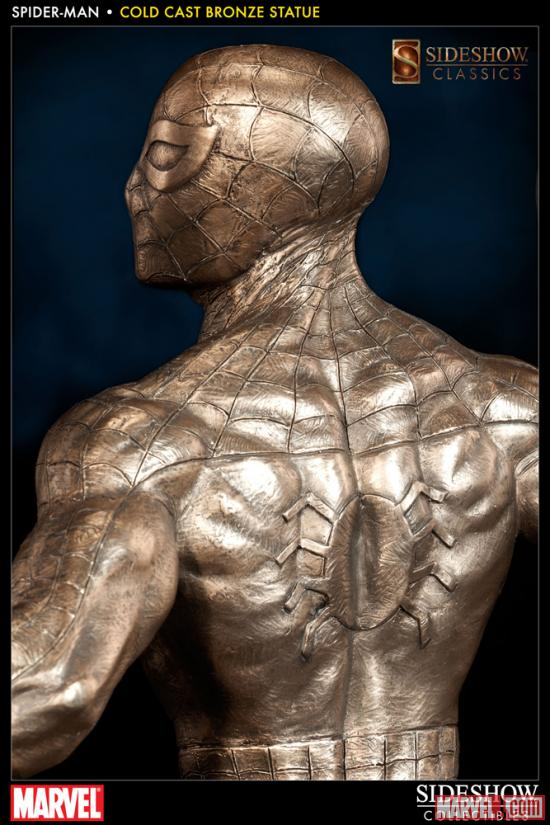 Bronze Spider-Man2