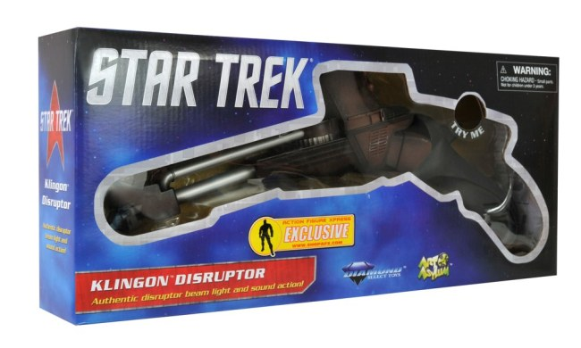KlingonDisruptorPackageFrontAFX1