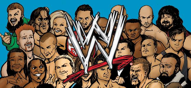 WWE_Feat