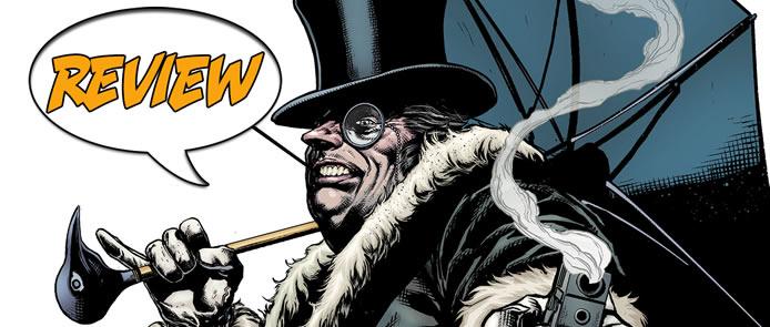 DC Comics, Batman, Penguin, Gregg Hurwitz, Forever Evil, Oswald Cobblepot