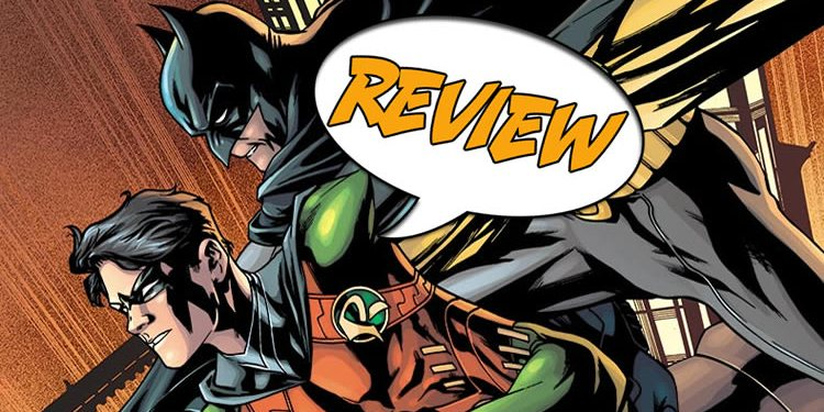 Peter J. Tomasi, Doug Mahnke, Batman, Robin, Damian Wayne, Dick Grayson, Bruce Wayne, Nightwing