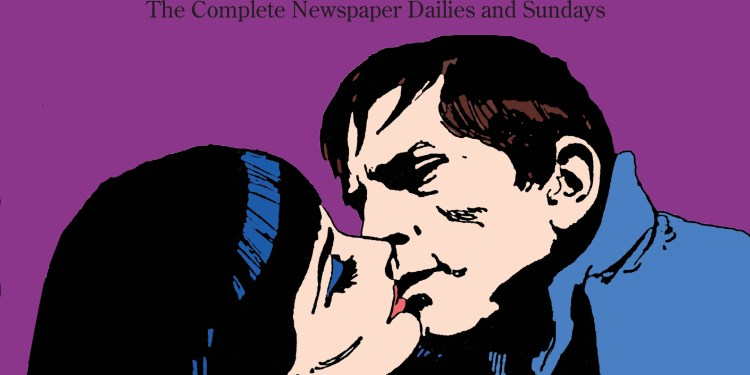 Dark Shadows Newspaper reprint coverCentered