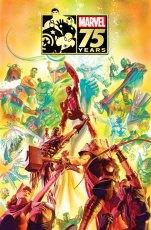 Marvel_75th_Magazine_Avengers_Ross_Variant