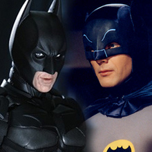 Comics Portal, DC Comics, Batman, Adam West, Christopher Nolan, Astro City, Superman, Green Hornet, Dynamite
