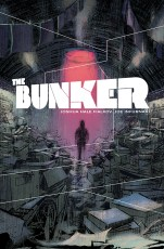 THE BUNKER TPB V1 COVER