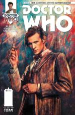 Doctor Who Eleventh Doctor #1 Regular