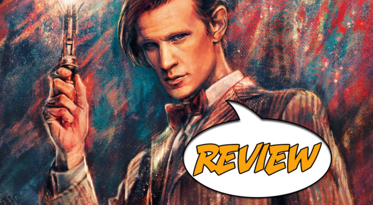 Doctor Who the Eleventh Doctor #1 Feature Image