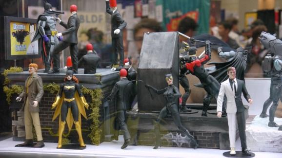Batman Greg Capullo Action Figures - Major Spoilers
