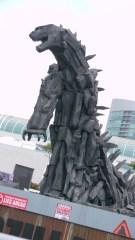 Godzilla event - Major Spoilers