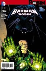 Batman and Robin #34 - Major Spoilers