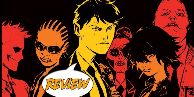 Deadly Class #7 Feature Image