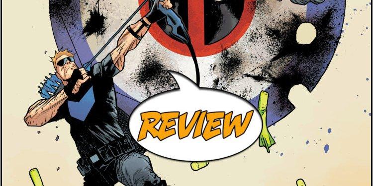 Hawkeye Vs Deadpool #0 Feature Image