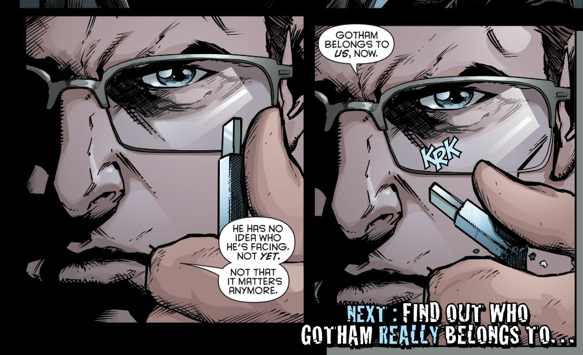 Batman Eternal #21