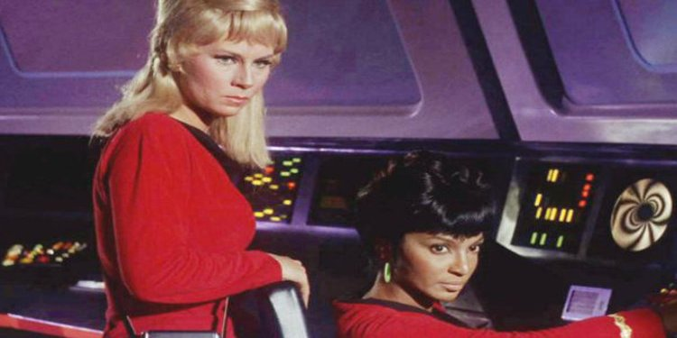 Top 5 Star Trek Women Feature Image