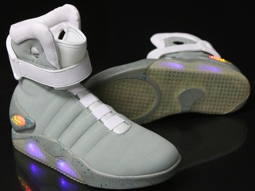 back to the future shoes b
