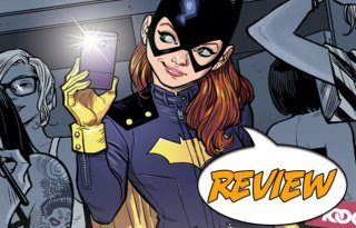 Batgirl #35 Feature Image