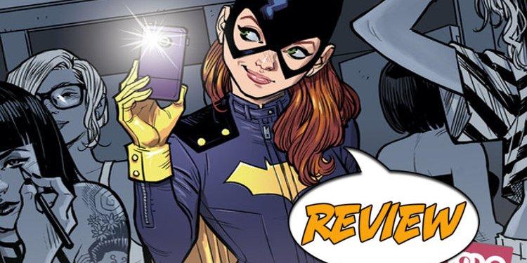 Batgirl #35 Feature Image