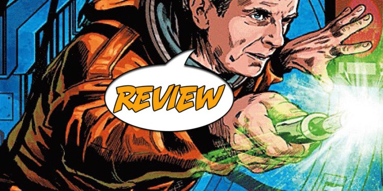 Doctor Who the Twelfth Doctor #4 Feature Image