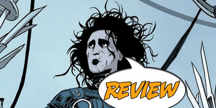 Edward Scissorhands #3 Feature Image