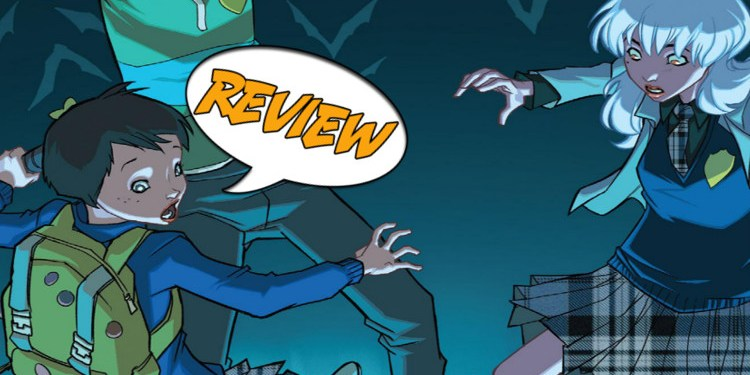 Gotham Academy #4 Feature Image