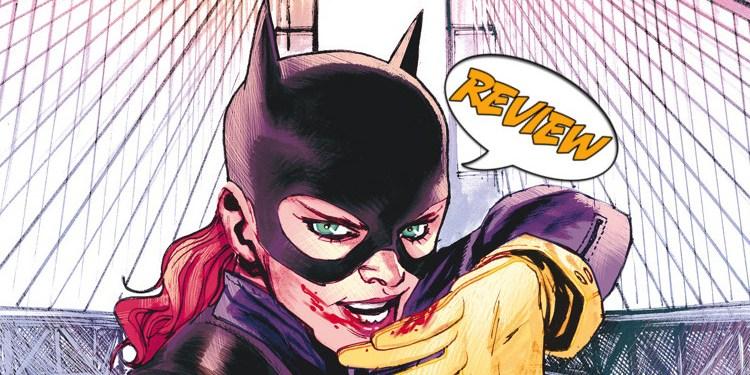 Batgirl Endgame #1 Feature Image