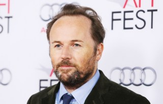 """HOLLYWOOD, CA - NOVEMBER 10:  Rupert Wyatt arrives at the AFI FEST 2014 presented by Audi - """"The Gambler"""" premiere held at Dolby Theatre on November 10, 2014 in Hollywood, California.  (Photo by Michael Tran/FilmMagic)"""