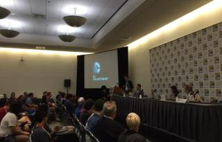 dc collectibles panel