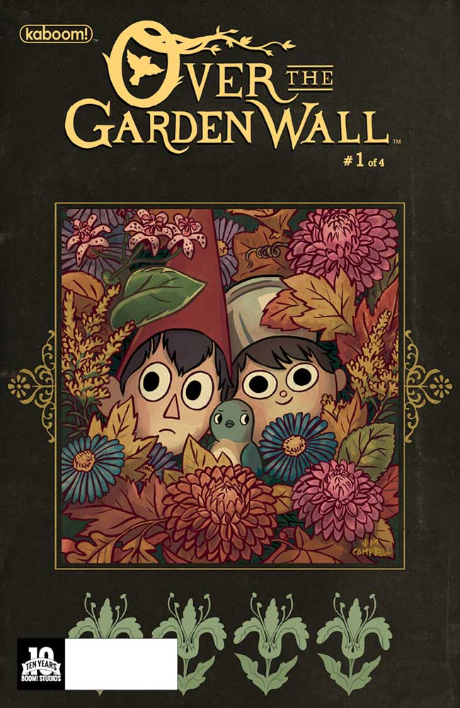 Solicitations Over The Garden Wall Gets New Limited Series From Kaboom Major Spoilers