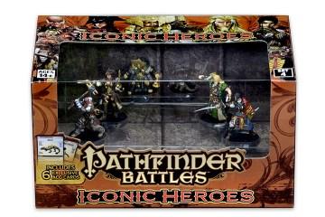 iconic heroes battles