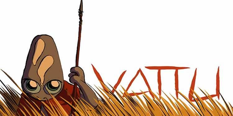 Wayne Hall, Wayne's Comics, kickstarter, Evan Dham, Vattu, the Name & the Mark, the Sword & the Sacrament, Rice Boy, Heroes Con,