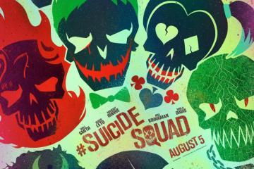 SuicideSquadPoster