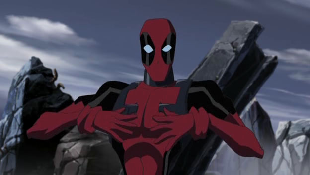 deadpoolanimated