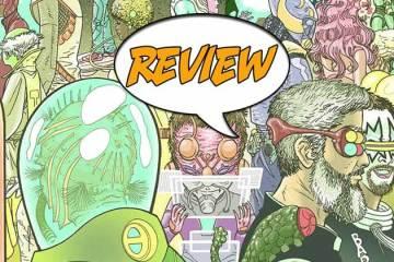 Past Aways, time travel, Dark Horse, Matt Kindt, Scott Kolins, Ursula, Phil, Marge, Flash, Dept. H