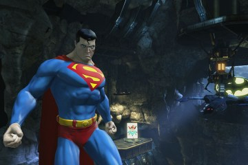 supermanbatcave