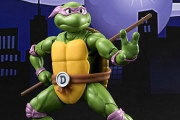 Tamashii TMNT Donatello