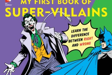 DTBW My First Book of Super-Villains