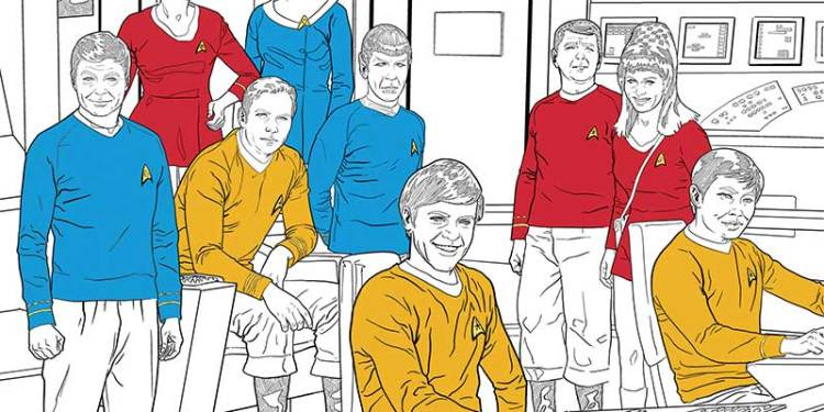 star-trek-coloring-books