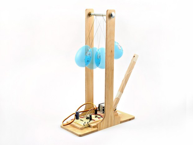 555 Timer Ball Whacker