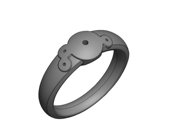 Direct Digital Wedding Rings