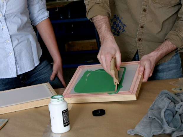 Silk-Screening 101