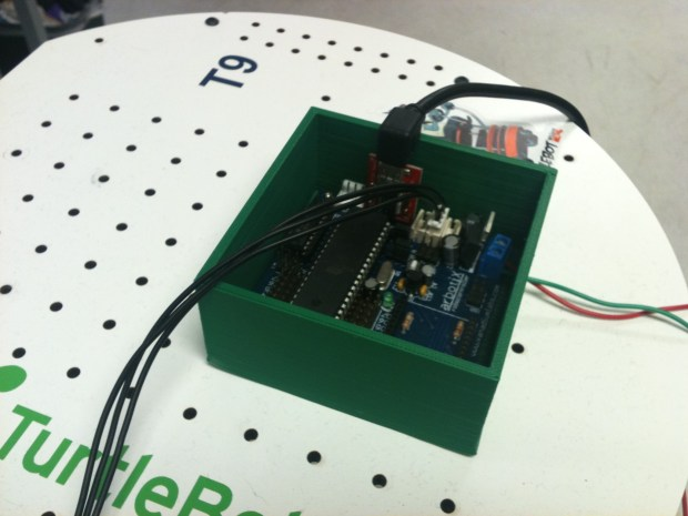 Wiring and Attaching an Arm to YourTurtleBot