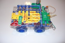 Hack the Snap Circuits&nbsp;Rover
